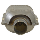 Eastern Catalytic 650031 Catalytic Converter CARB Approved 2