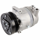 A/C Compressor and Components Kit 60-80536 R6