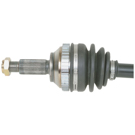 Drive Axle Front 90-01494 N