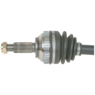 Drive Axle Front 90-01495 N