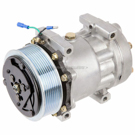 A/C Compressor and Components Kit 60-80119 RK