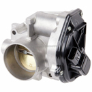 Mercury Throttle Body