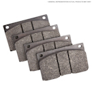 Volvo 122 Brake Pad Set