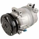 Daewoo Lanos New xSTOREx Compressor w Clutch