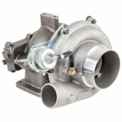 Garrett Turbocharger with OEM Number 14201-Z5778