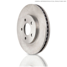 Lincoln Mark Series Brake Disc Rotor