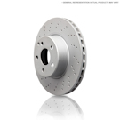 330mm Front Disc - Solid Rear Disc - Rear