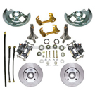 Chevrolet El Camino Disc Brake Conversion Kit