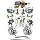 Chevrolet Chevy II Disc Brake Conversion Kit