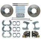 Ford F Series Trucks Disc Brake Conversion Kit