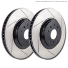 Brake Disc Rotor 71-00989 E0