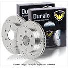 Hummer H3 Brake Disc Rotor Set