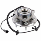 Wheel Hub Assembly Kit 92-90061 2H