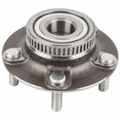 Wheel Hub Assembly 92-00353 AN