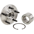 Rear Hub Kit - 2WD Models