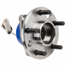 Wheel Hub Assembly Kit 92-90349 2H