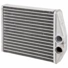 Saab Heater Core