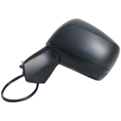 BuyAutoParts 14-12036MI Side View Mirror 1