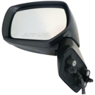 BuyAutoParts 14-12036MI Side View Mirror 2