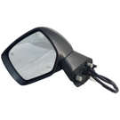 BuyAutoParts 14-12061MI Side View Mirror 1