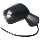 BuyAutoParts 14-12062MI Side View Mirror 1