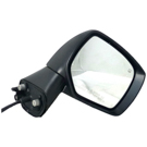 BuyAutoParts 14-12062MI Side View Mirror 2