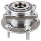 Rear Hub- All Wheel Drive Models