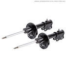 Pontiac Vibe Shock and Strut Set