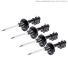 Shock and Strut Set 75-84660 4E