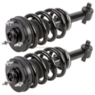 1500 - Without Z55 - Without ZW7 - Front Set - With Springs