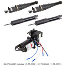 Shock and Strut Set 75-83261 AA