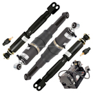 With Z55 Autoride - Front and Rear Set - Includes Compressor