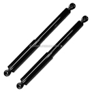 With 5 Leaf Front Springs - Front or Rear Set