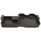 Crew Cab Pickup - Under Seat Storage Box - Gearbox Storage Systems - Black