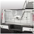 F150 - 5th Wheel Tailgate - Aluminum Accessories - Silver