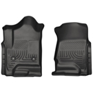 Suburban - Front Floor Liners - Weatherbeater Series - Black