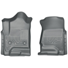 Suburban - Front Floor Liners - Weatherbeater Series - Grey