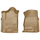 Suburban - Front Floor Liners - Weatherbeater Series - Tan