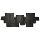 2nd Seat Floor Liner - Weatherbeater Series - Black