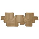 2nd Seat Floor Liner - Weatherbeater Series - Tan