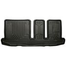3rd Seat Floor Liner - Weatherbeater Series - Black