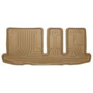 3rd Seat Floor Liner - Weatherbeater Series - Tan