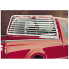 F250 Super Duty - Sunshade - Aluminum Accessories - Silver