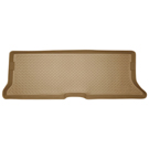 Base - Cargo Liner Behind 3rd Seat - Classic Style Series - Tan