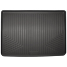 Suburban - Cargo Liner Behind 3rd Seat - Weatherbeater Series - Black