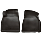 2nd Row Bench Seats (including 60/40 Split Bench) - 2nd Row Bucket Seats - Front Floor Liners - Classic Style Series - Black
