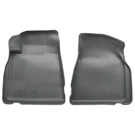 2nd Row Bench Seats (including 60/40 Split Bench) - 2nd Row Bucket Seats - Front Floor Liners - Classic Style Series - Grey