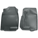 1500 - Front Floor Liners - Classic Style Series - Grey