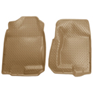 1500 - Front Floor Liners - Classic Style Series - Tan