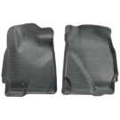 Front Floor Liners - Classic Style Series - Grey